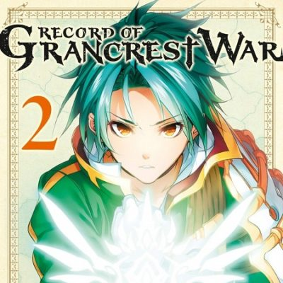 Record of Grancrest War T2