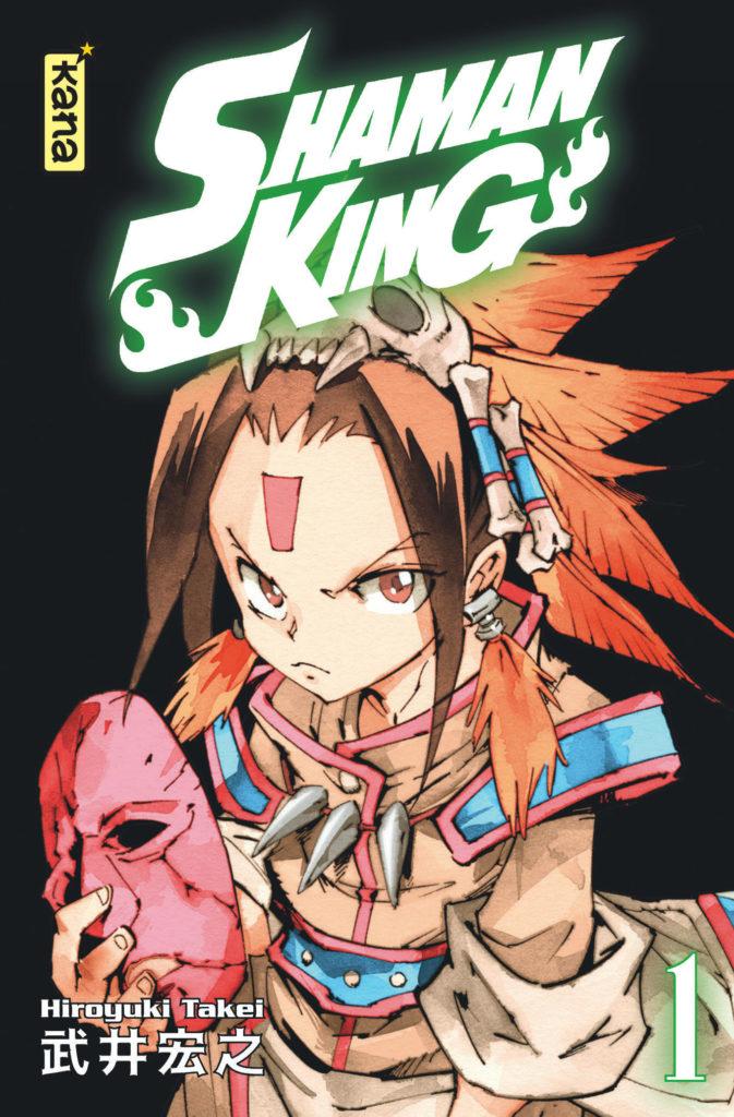 Shaman King-kana