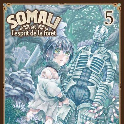 Somali et l'esprit de la forêt T5 (12/12/19)