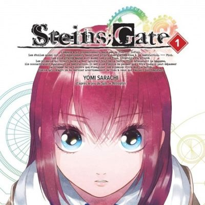 Steins;Gate T1 (02/01/20)