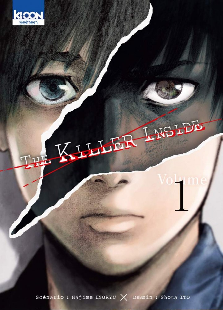 The Killer Inside-Ki-oon