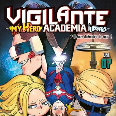 Vigilante - My Hero Academia Illegals T7 (02/01/20)