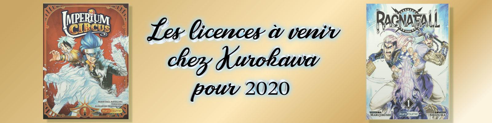 les-licences-à-venir-kurokawa