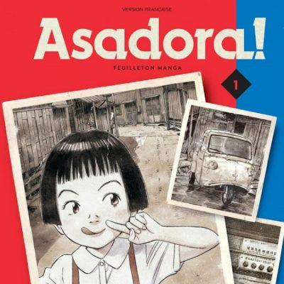 Asadora ! T1 (31/01/2020)