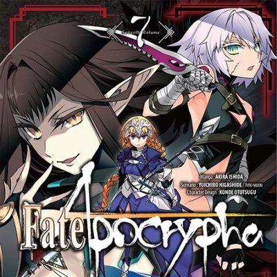 Fate/Apocrypha T7 (31/01/2020)