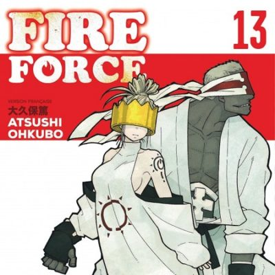 Fire Force T13 (31/01/2020)