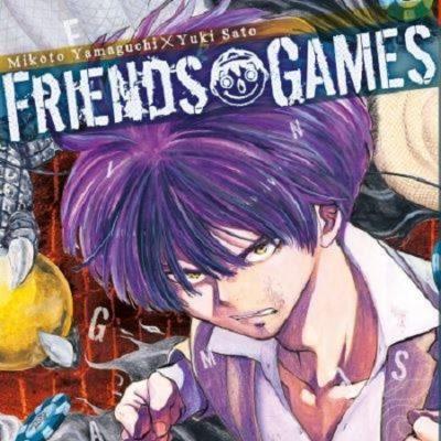 Friends Games T12