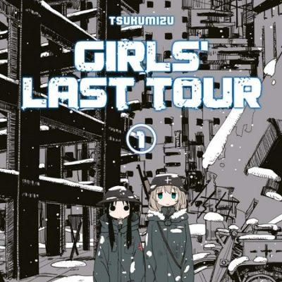 Girls' Last Tour T1 (06/02/2020)