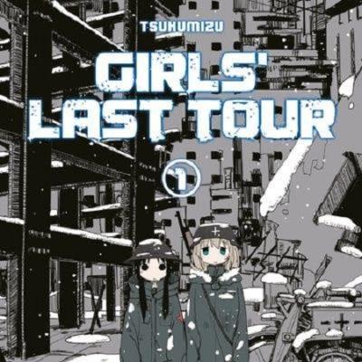 Girls' Last Tour T1
