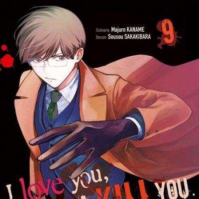 I love you, so I kill you T9 (15/01/2020)