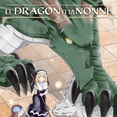 Le dragon et la Nonne T1