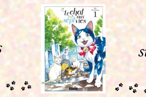 Le chat aux sept vies-Vol.-1