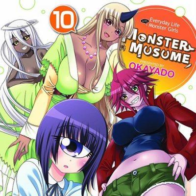 Monster Musume T10 (31/01/2020)