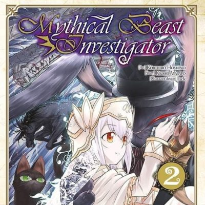 Mythical Beast Investigator T2 (31/01/2020)