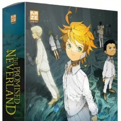 The Promised Neverland Coffret Collector T12 + Roman 2 (05/02/2020)