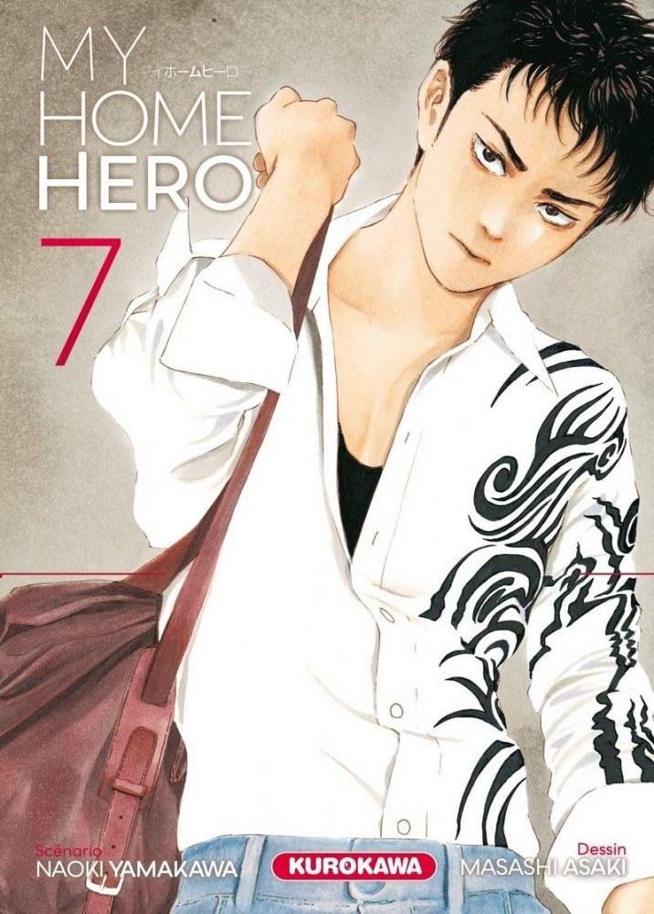 Kurokawa-My Home Hero