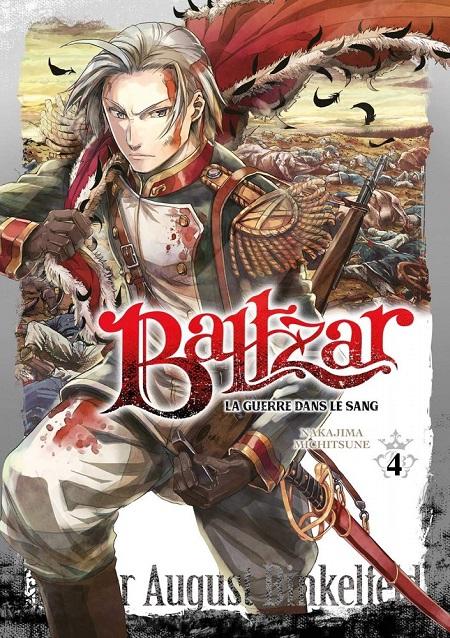 Meian-Baltzar - La guerre dans le sang Vol. 4