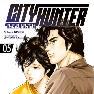 City Hunter Rebirth T5 (05/03/2020)