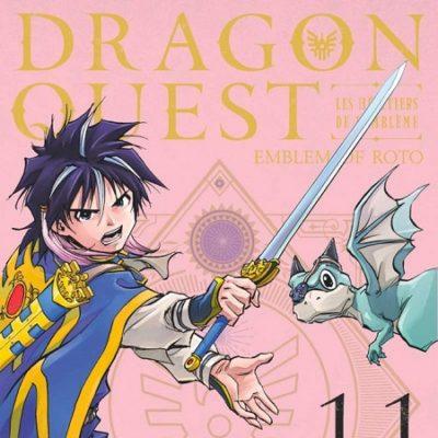 Dragon Quest - Les Héritiers de l'Emblème T11