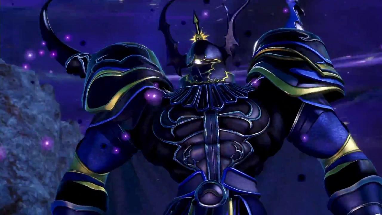 Final Fantasy-Golbez