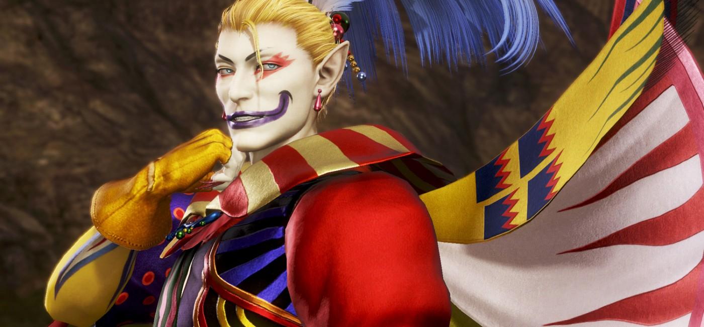 Final Fantasy-Kefka