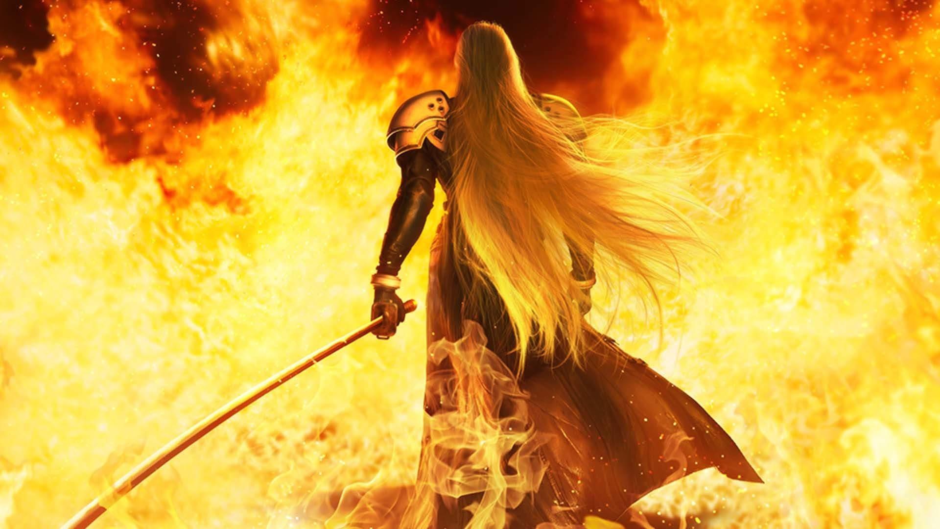 Final Fantasy-Sephiroth