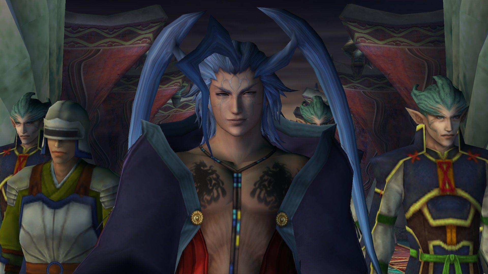Final Fantasy-Seymour