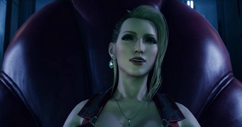 Final Fantasy VII Remake-Scarlet