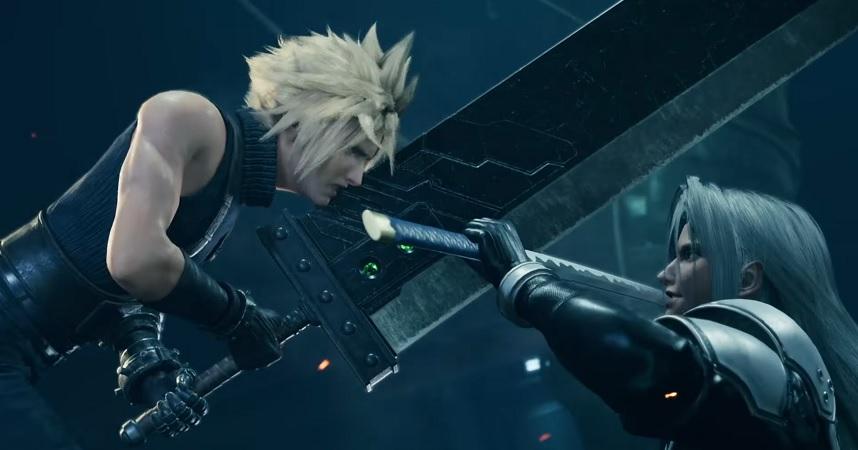 Final Fantasy VII Remake-Sephiroth