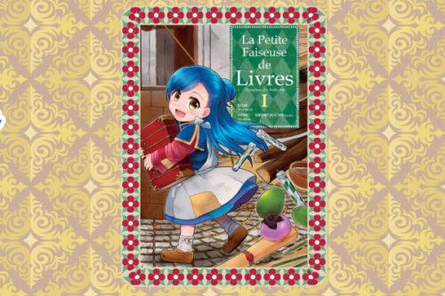 La Petite faiseuse de livres---Ascendance-of-a-Bookworm