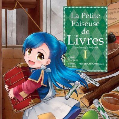 La Petite faiseuse de livres - Ascendance of a Bookworm T1 (14/02/2020)