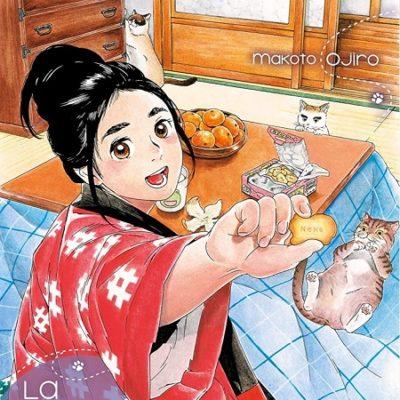 La fille du temple aux chats T7 (26/02/2020)
