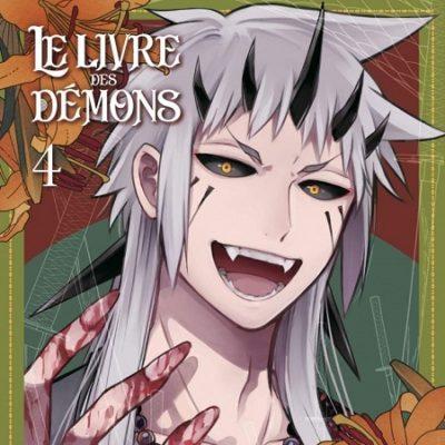 Le livre des démons T4 (13/02/2020)