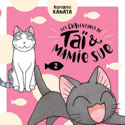 Les Chaventures de Taï & Mamie Sue T2 (04/03/2020)