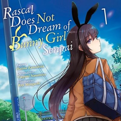 Rascal Does Not Dream of Bunny Girl Senpai T1 (06/03/2020)