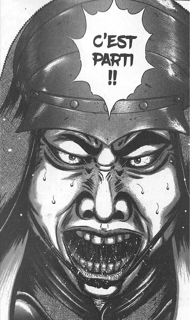 Samurai Comeback-début