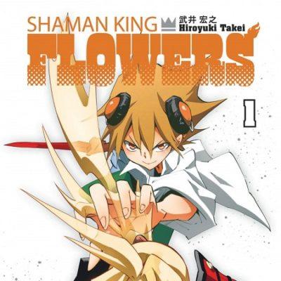 Shaman King Flowers T1 (06/03/2020)