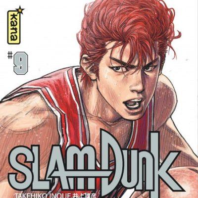Slam Dunk T9 Réédition double
