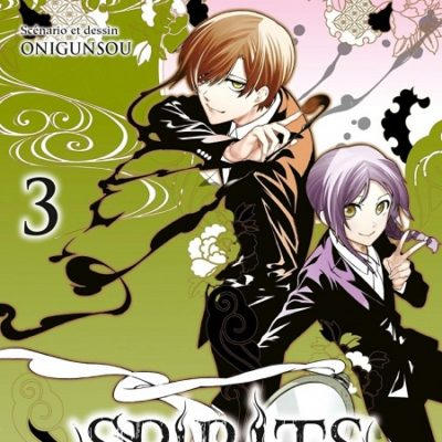 Spirits Seekers T3 (19/02/2020)