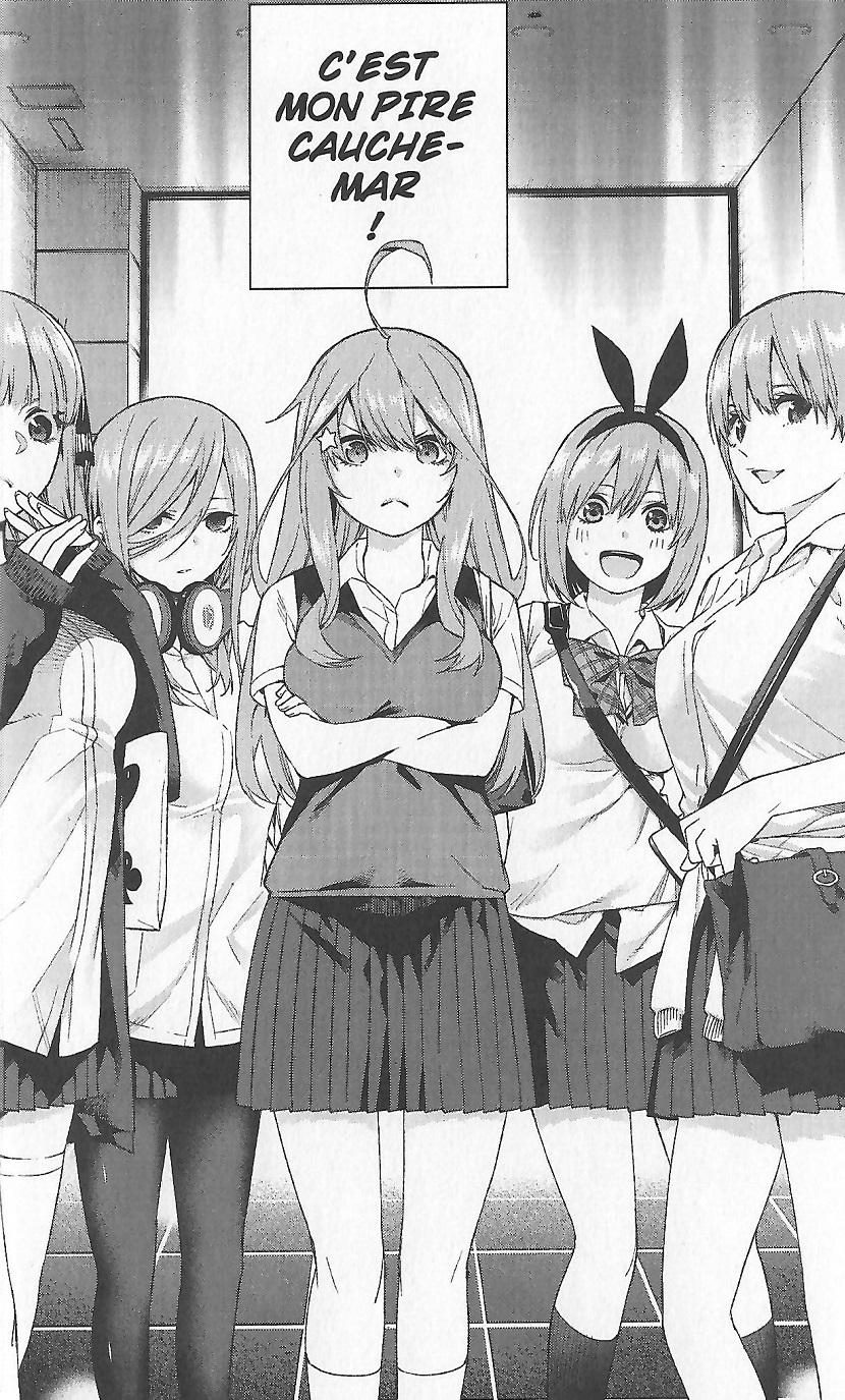 The Quintessential Quintuplets-soeurs