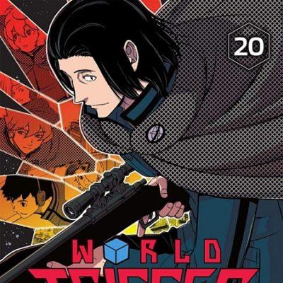 World Trigger T20 (12/02/2020)