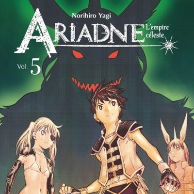 Ariadne, L'empire céleste T5