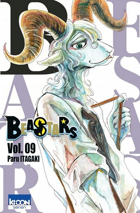 BEASTARS Vol. 9-Ki-oon
