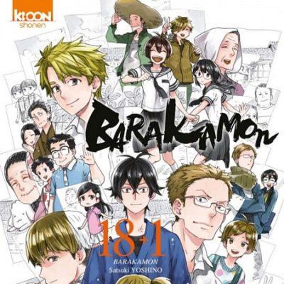 Barakamon T18+1 (19/03/2020)