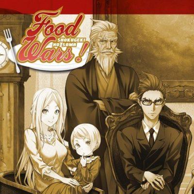 Food Wars ! T34 (18/03/2020)