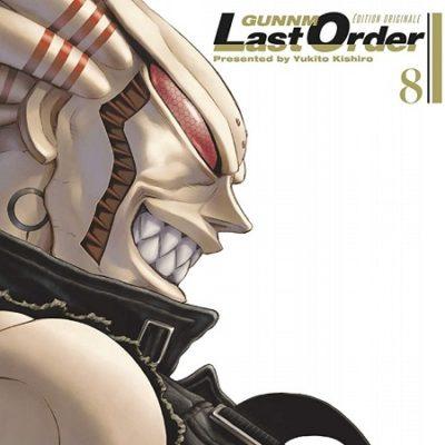 Gunnm Last Order T8 (18/03/2020)