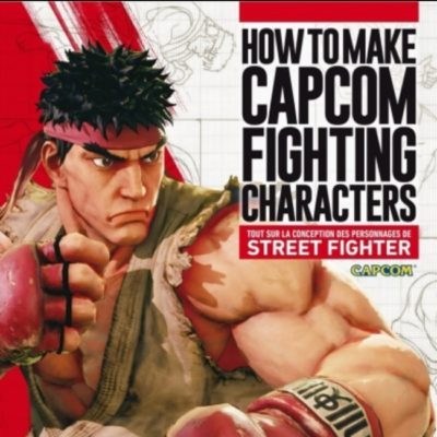 How to make Capcom Fighting characters (12/03/2020)