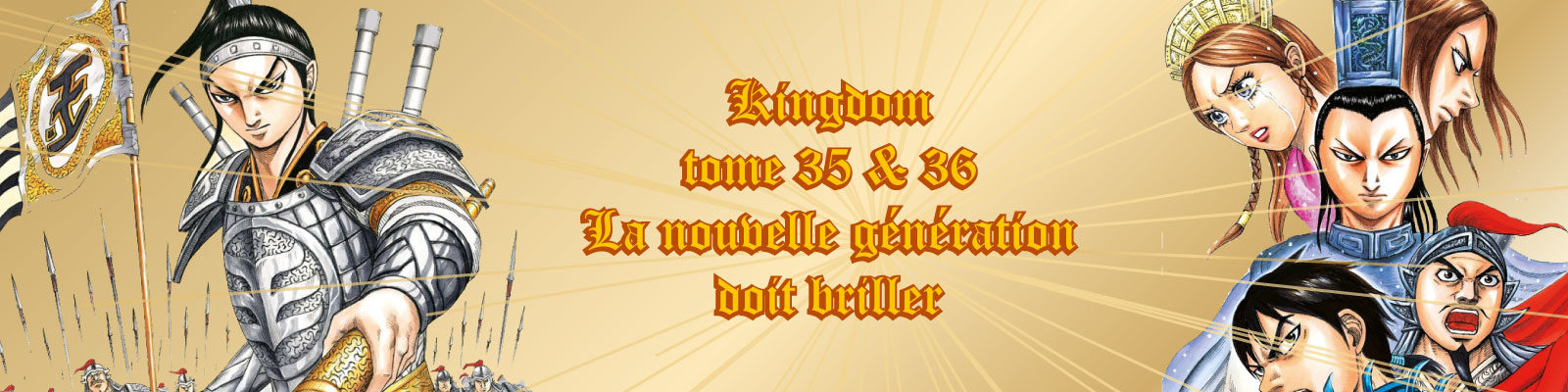Kingdom T35 & 36