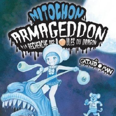 Mitochon Armageddon - À la recherche des boules du dragon T3