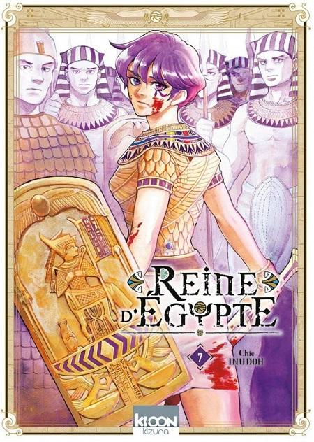 Reine d'Égypte Vol. 7